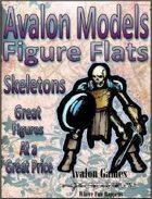 Avalon Models, Skeletons