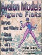 Avalon Models, Heroes and Villains 2