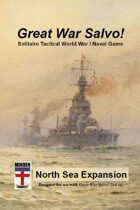Great War Salvo! North Sea Expansion w/Intro Rules