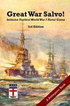 Great War Salvo! 3rd ed.