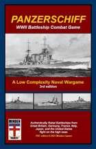 Panzerschiff 3rd ed.