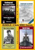 BUNDLE: 4 Solo WW2 Wargames