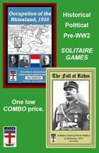 COMBO: Occupation of the Rhineland, 1936, & Fall of Rohm