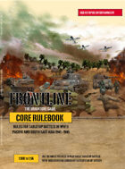 Frontline The Miniature Game - Pacific & South East Asia Core Rulebook