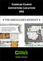 Adventure Location 002 - The Smuggler's Hideout