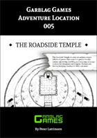 Adventure Location 005 - The Roadside Temple