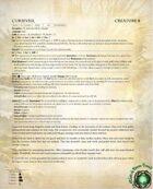 Eldritch Dream Monsters 2e: Curseveil