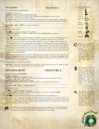 Eldritch Dream Monsters 2e: Mugrim and Mugrim Boss