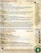 Eldritch Dream Monsters 2e: Armipod Mimics