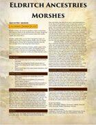 Eldritch Ancestries: Morshes [PF2e]