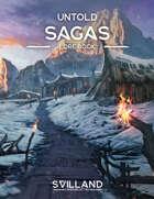 Untold Sagas - Lore Book of Svilland
