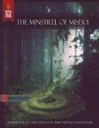 The Minstrel of Misery