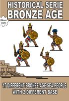 H-BA-001- Bronze Age - Sea People Set 1