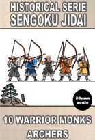 H-sj-003 - Warrior Monks Archer