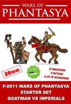 F-0011 - wars Of Phantasya Starter Set