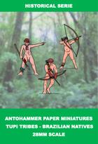 H-0000 - tupi Tribe Set