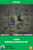 F-0022 - undeads Starting Set