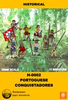 H-0002 - Portoguese Conquistadores