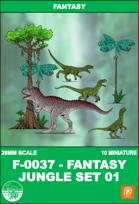 F-0037 - FANTASY JUNGLE SET 1