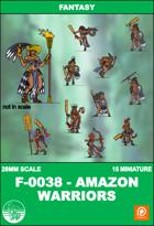 F-0038 - Amazon Warriors