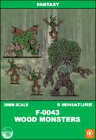 F-0043 - WOOD MONSTERS