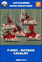 F-0063 - RATMAN CAVALRY