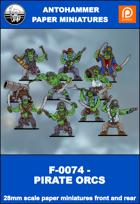 F-0074 - PIRATE ORCS