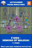 F-0082 - DEMONS OF MALKHAI