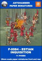 F-0084 - ESTIAN INQUISITION