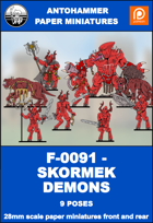 F-0091 - SKORMEK DEMONS