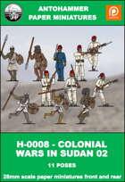 H-0009 - COLONIAL WARS IN SUDAN 02
