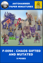 F-0094 - CHAOS GIFTED AND MUTATED