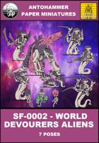 SF-0002 - WORLD DEVOURERS ALIENS