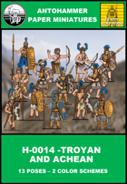 H-0014 -TROYAN AND ACHEAN