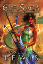 Elf Saga: Solarpunk (Book 4)