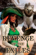 Aetherium: Revenge of the Exiles (Book 3)