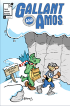 Gallant And Amos #1