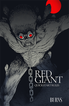 Red Giant Quickstart Rules