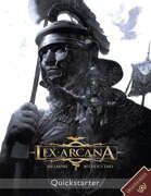Lex Arcana RPG - QuickStarter