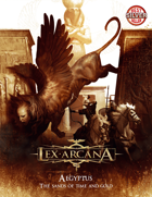Lex Arcana RPG - Aegyptus