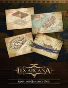 Lex Arcana RPG - Maps & Buildings Pack
