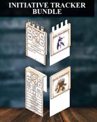Initiative Tracker Bundle [BUNDLE]