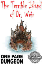 The Terrible Island of Dr Weir