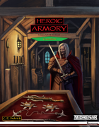 Heroic Armory: Supply Drop V