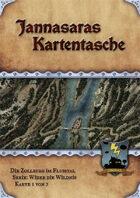 Die Zollburg im Flusstal (Wider die Wildnis 1/3)