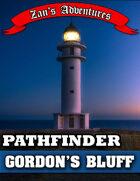 Gordon's Bluff - Pathfinder Compatible