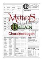 Mythras Mythic Britain Charakterbogen