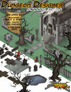 Isometric Dungeon Designer, Outdoor Edition