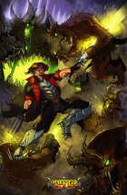 Galefire - The Legendary Captain Slayde, Treasure Hunter and Monster Slayer extraordinaire! Ep.01