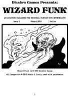 Wizard Funk Zine Issue 1